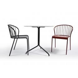 Sedie e tavolino per interno ed esterno