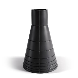 Rikuadra - Decorative vase